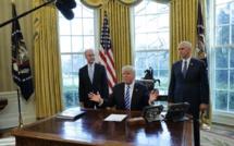Réforme de l'Obamacare: Donald Trump subit un nouvel échec