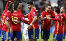 CDM 2018 : l'Espagne se balade face à Israël, l'Italie tient la cadence