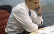 Etats-Unis:Obama, au travail !