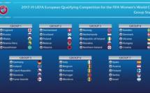 Coupe du Monde Féminine France 2019: les résultats du tirage au sort des qualifications européennes