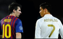 Les mots de Lionel Messi et Cristiano Ronaldo lors du Clasico