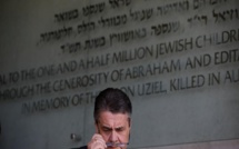 Israël-Allemagne: Sigmar Gabriel et Benyamin Netanyahu ne se verront pas