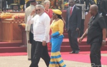 Ghana: Jerry Rawlings dément sa mort