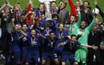 Manchester United remporte la Ligue Europa