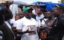 Meeting à Grand Yoff: Madiop Diop demande la libération immédiate et sans condition de Khalifa Sall
