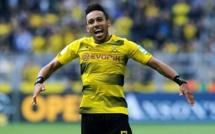 Borussia Dortmund, Aubameyang demande à partir
