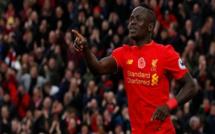 Sadio Mané termine meilleur buteur africain de Premier League