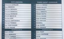 DIRECT Finale Coupe de France: Angers de Cheikh Ndoye et Famara Diédhiou à l'assaut du PSG