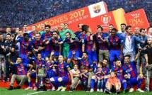 Le Barça remporte sa 29ème Coupe du Roi