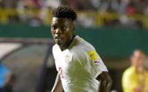 """Lamine Gassama adoube son concurrent au poste d'arrière droit: """"Moussa Wagué va continuer de..."""""""