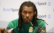 """Aliou Cissé sur la titularisation de Moussa Sow samedi dernier : """"Je ne suis pas un policier, contrairement à..."""""""