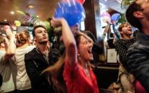 Législatives : En Marche! en tête devant Les Républicains, PS, France Insoumise et le FN font mieux que prévu