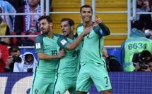 Coupe des Confédérations: le Portugal bat la Russie et se relance - CR7 buteur