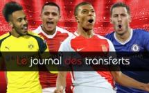 Mercato: voici le journal des transferts du 22 juin 2017.