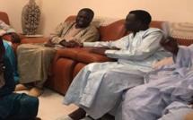 Bamba Fall a présenté ses condoléances à Amadou BA