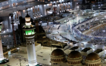 """À La Mecque, une """"action terroriste"""" contre la Grande Mosquée déjouée"""