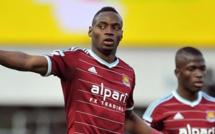 West Ham : Diafra Sakho se sent mieux