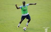 Annoncé à Milan, Baldé Diao Keïta réintègre le groupe et reprend les entraînements avec la Lazio