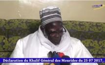 Ndiguel de Serigne Cheikh Sidy Mokhtar Mbacké: lecture du Saint Coran, vendredi