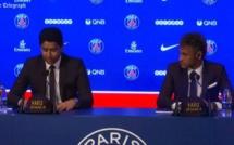 """Nasser Al Khelaifi, président du Psg : """"Avant l'arrivée de Neymar, la valeur du club était d'1 milliards d'euros, maintenant elle est de..."""""""