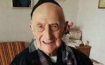 Décès de l'homme le plus vieux du monde à l'âge de 113 ans en Israël
