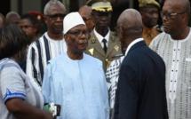 Burkina Faso: IBK à Ouagadougou pour témoigner de la solidarité du Mali