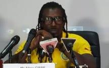 """Publication liste 26 """"Lions"""" : Aliou Cissé regrette les attentats enregistrés au Burkina-Faso et explique ses choix"""