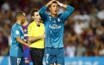 La Fédération espagnole rejette l'appel de Cristiano Ronaldo