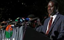Présidentielle Kenya : Raila Odinga choisit la voie légale pour contester les résultats