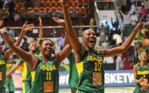 """Deuxième match de groupe Afrobasket 2017 : Les """"Lionnes"""" surclassent le Mozambique (76-67)"""