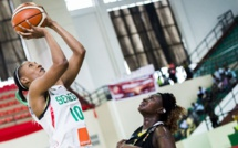 Afrobasket féminin  2017: Les «lionnes » défient la RD Congo cet après-midi