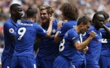 Deuxième journée Premier League : Chelsea se relance à Wembley devant Tottenham (2-1)