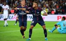 L1 : Paris SG 6-2 Toulouse (fini)