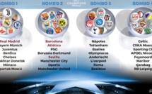Découvrez les 8 groupes issus du tirage de la Ligue des champions 2017-2018