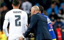 Equipe de France : Zidane déclare Varane forfait pour les deux prochains matchs