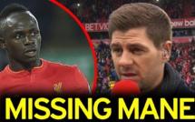 """Steven Gerrard affirmatif : """"C'est l'absence de Sadio Mané qui a coûté à Liverpool le titre l'an passé"""""""