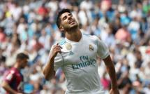 Real Madrid : Marco Asensio forfait en Ligue des Champions pour s'être mal rasé