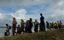 Marche pacifique du « Collectif de soutien aux Rohingyas », ce vendredi
