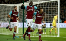 6e journée Premier League : Le but de Kouyaté n'a pas pu empêcher la défaite des Hammers