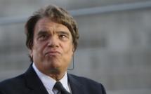 L'ancien président de l'OM Bernard Tapie souffre d'un cancer, sa famille se dit...