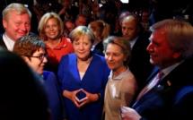 (Vidéo) - Merkel remporte les élections législatives allemandes, l'extrême droite avance à grands pas
