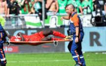 Ligue 1 - Rennes: sorti sur civière face à Saint-Etienne - des nouvelles de Ismaïla Sarr