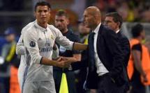 Real Madrid : Zidane défend Cristiano