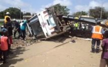 Accident mortel à Thiès : 1 mort et 44 blessés dont 11 grièvement