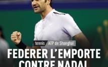 Masters 1000 de Shangai : Federer passe sur Nadal et remporte son 94e titre