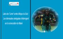 """Liste des """"Lions"""" contre Afrique du Sud : Les internautes sénégalais s'interrogent sur la convocation de Mané"""