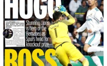 "Tottenham : Hugo ""Boss"", la presse s'enflamme"