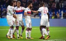 11e journée Ligue 1 : Lyon enfonce Metz et s'invite sur le podium