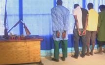 Touba : 23 personnes arrêtées pour détention de faux billets, de drogue, et vol