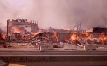 Parc Lambaye de Pikine : Un énième incendie... un Etat sourd, aveugle et muet